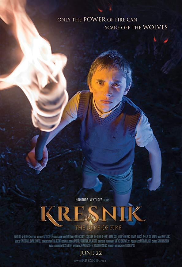 Kresnik: The Lore of Fire kapak