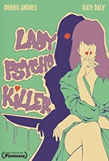 Lady Psycho Killer kapak