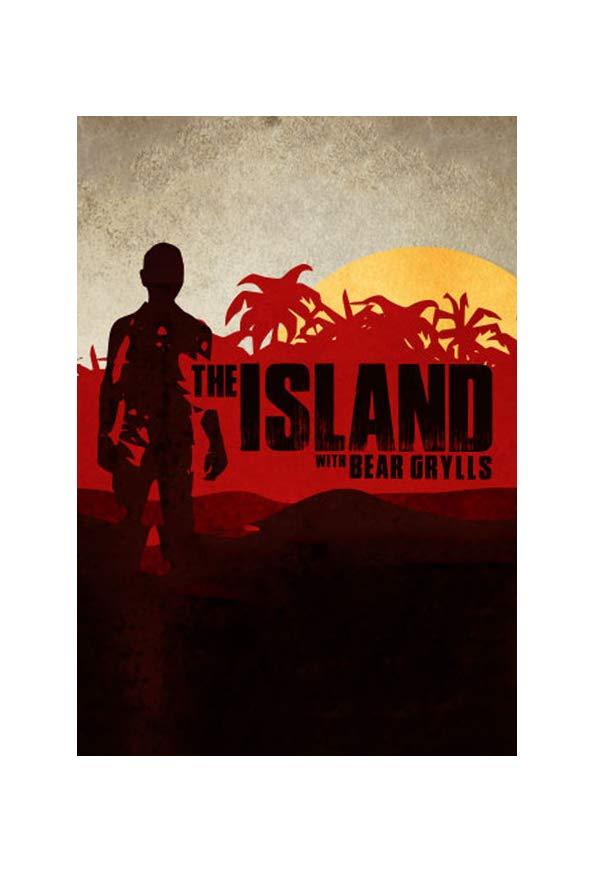 The Island with Bear Grylls kapak