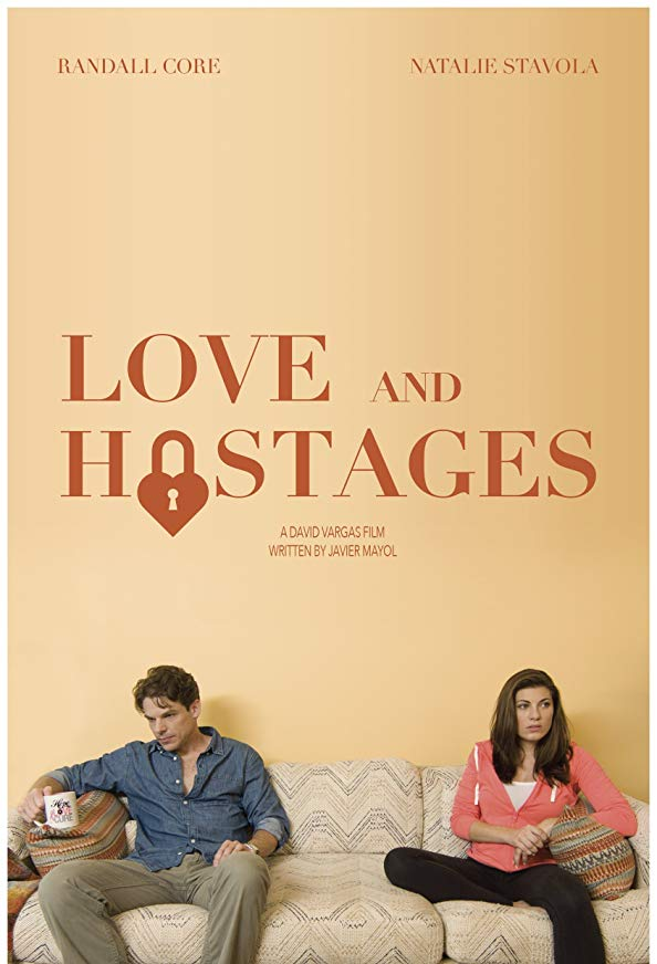 Love and Hostages kapak