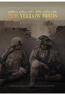 The Yellow Birds kapak