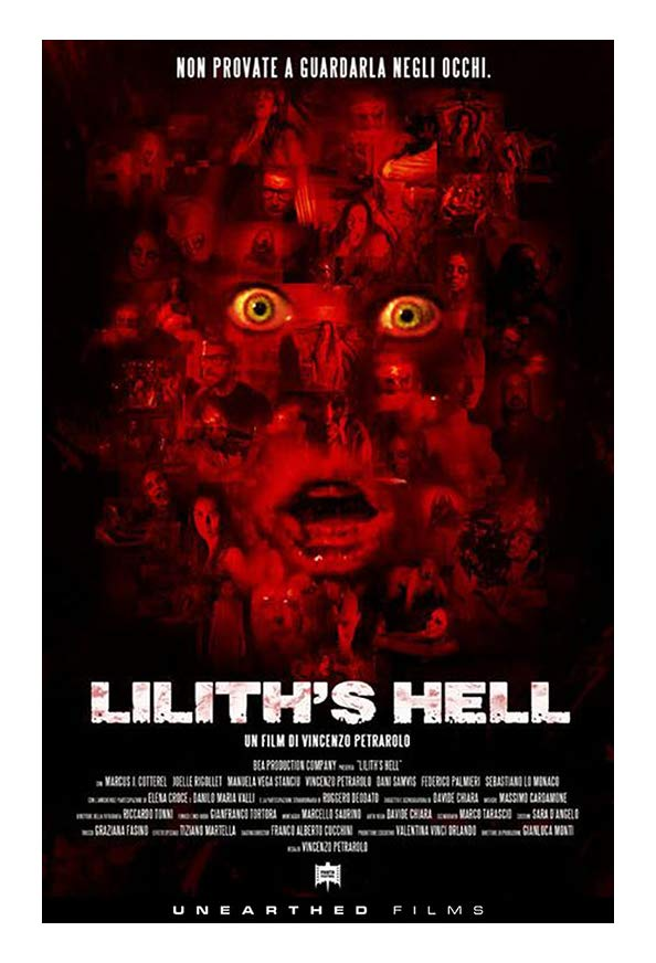 Lilith's Hell kapak
