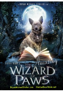 The Amazing Wizard of Paws kapak