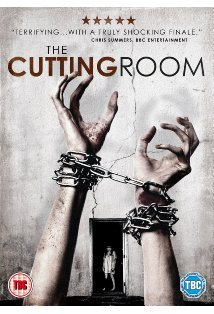 The Cutting Room kapak