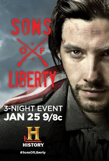 Sons of Liberty kapak