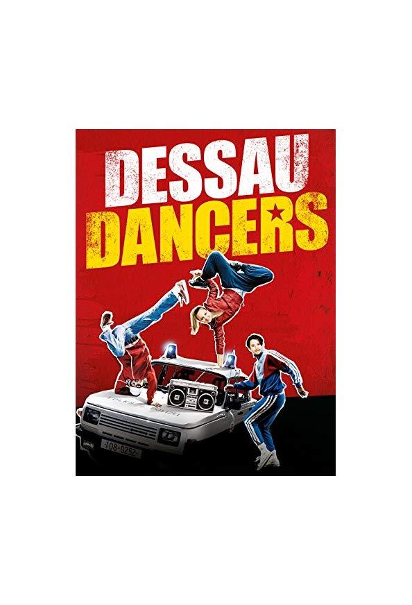 Dessau Dancers kapak