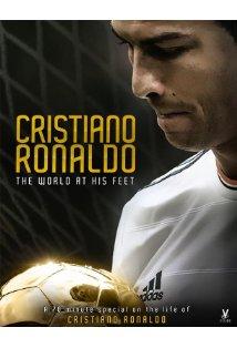 Cristiano Ronaldo: World at His Feet kapak