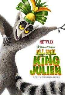 All Hail King Julien kapak