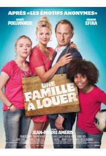 Family For Rent kapak