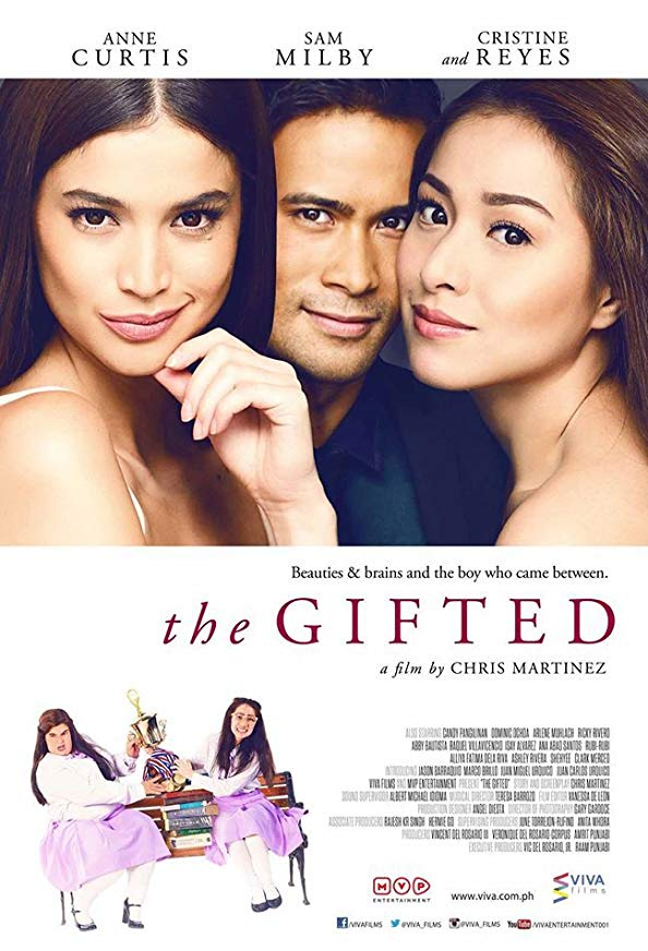 The Gifted kapak