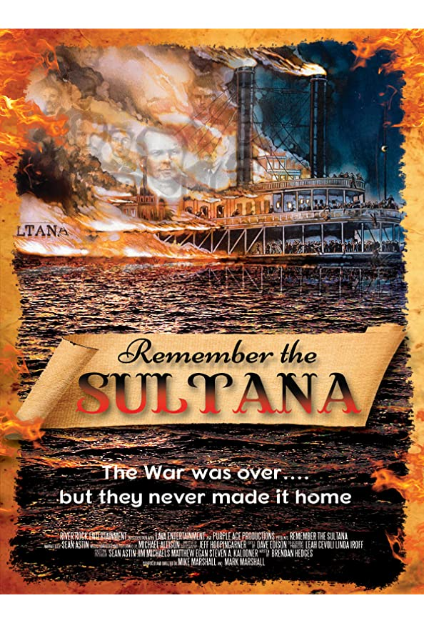 Remember the Sultana kapak