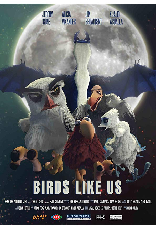 Birds Like Us kapak