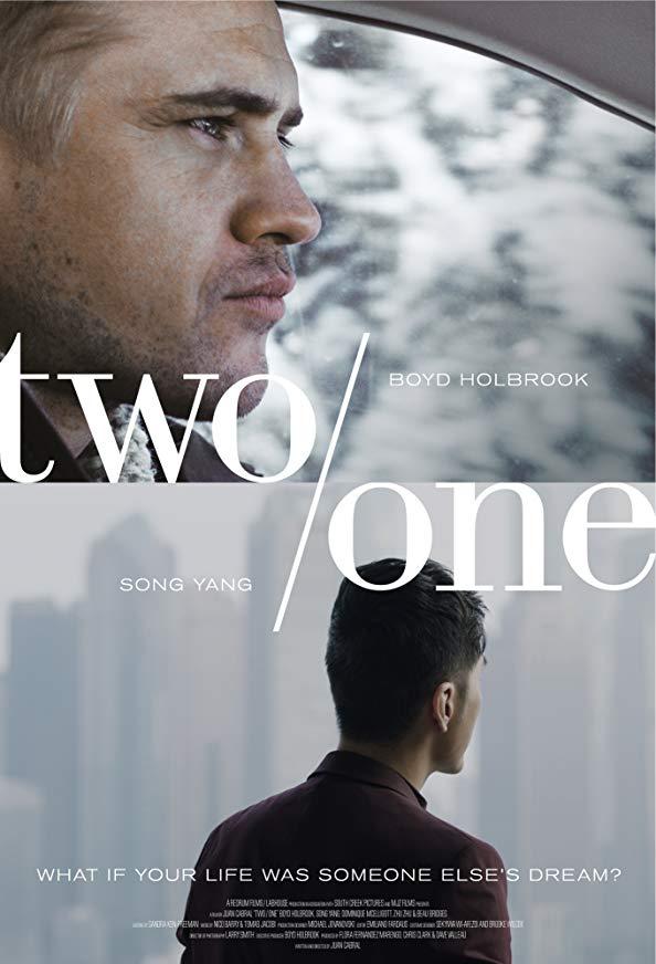 Two/One kapak