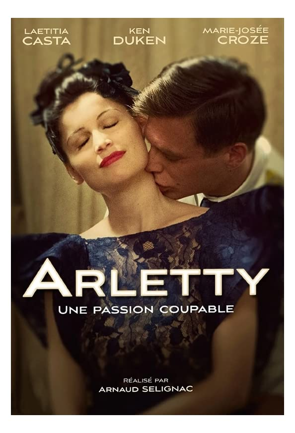 Arletty A Guilty Passion kapak
