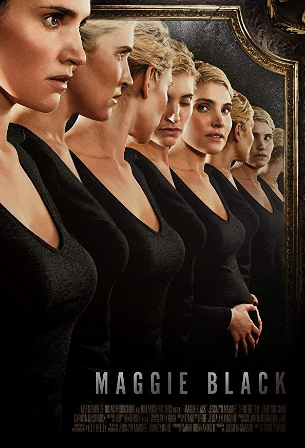 Maggie Black kapak