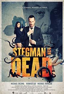 Stegman Is Dead kapak