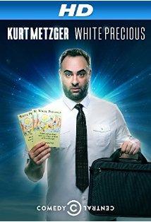 Kurt Metzger: White Precious kapak