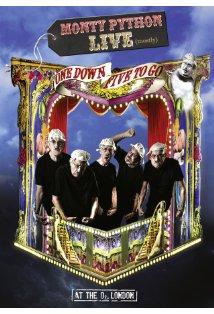 Monty Python Live (Mostly) kapak