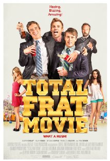 Total Frat Movie kapak