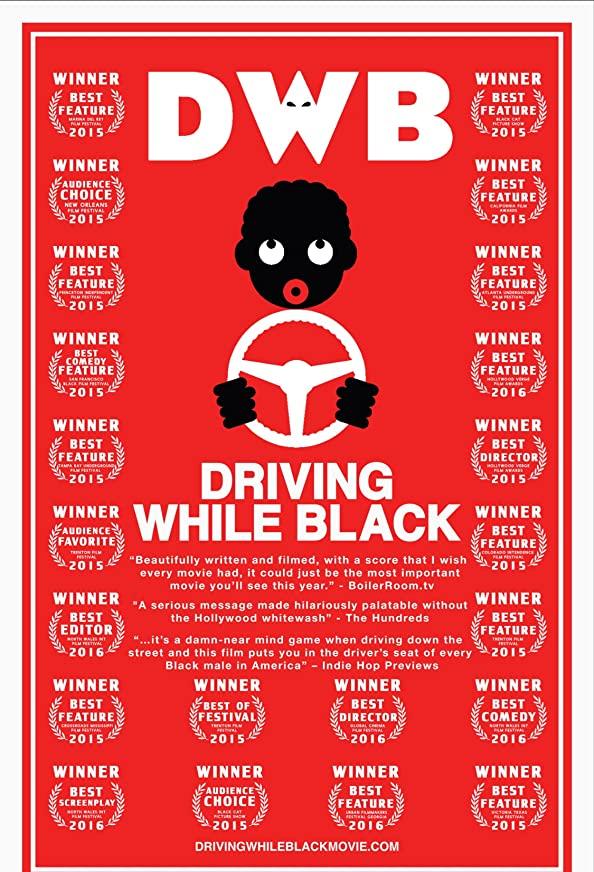 Driving While Black kapak