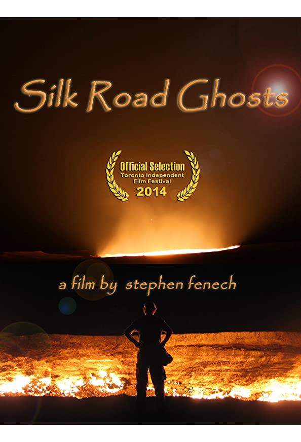 Silk Road Ghosts kapak