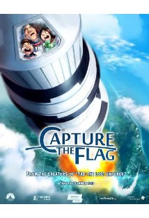 Capture the Flag kapak