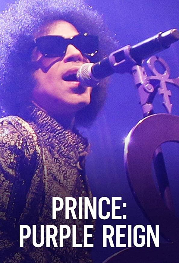 Prince: A Purple Reign kapak