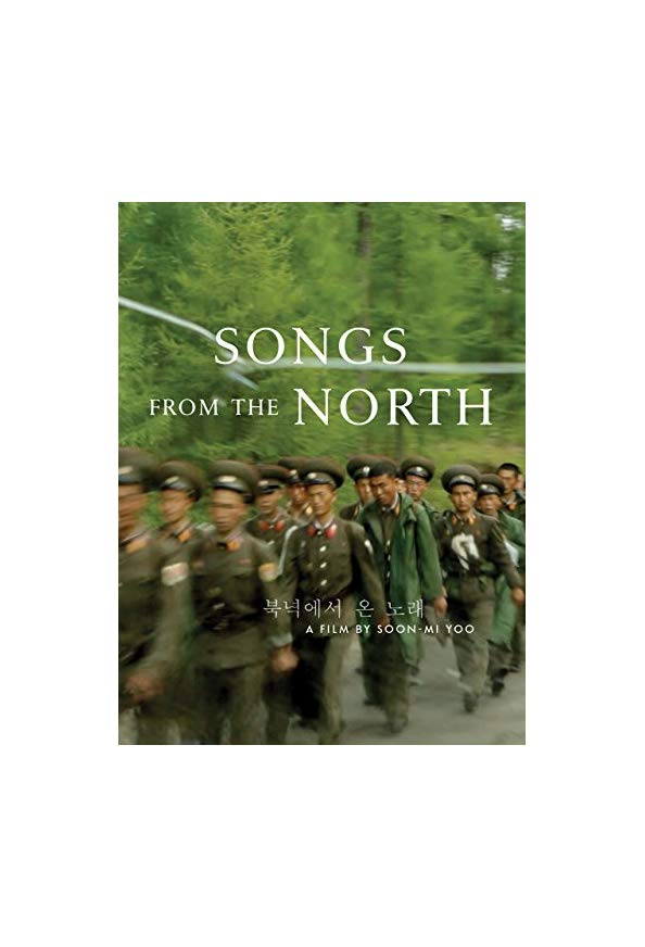 Songs from the North kapak
