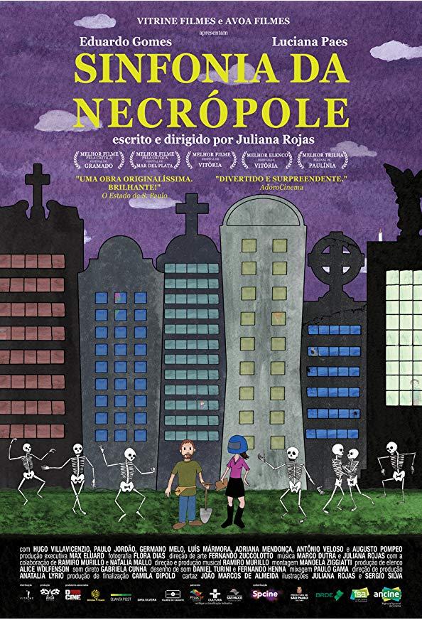 Necropolis Symphony kapak