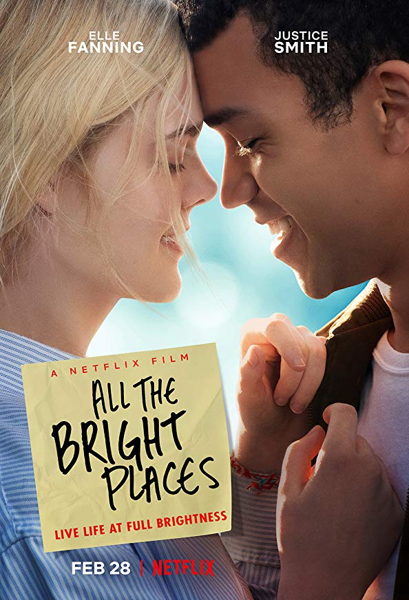 All the Bright Places kapak