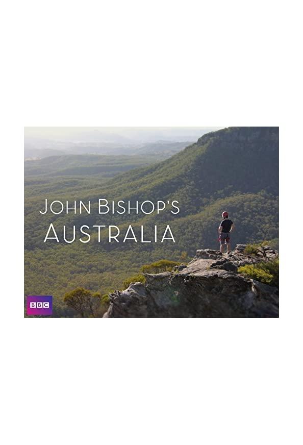 John Bishop's Australia kapak