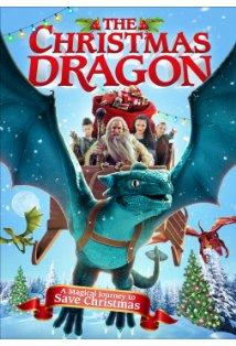 The Christmas Dragon kapak