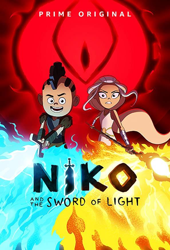 Niko and the Sword of Light kapak