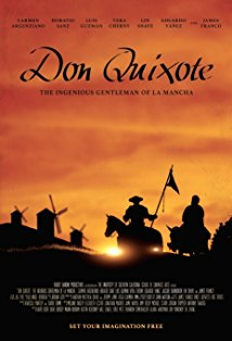 Don Quixote kapak