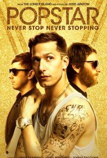 Popstar: Never Stop Never Stopping kapak