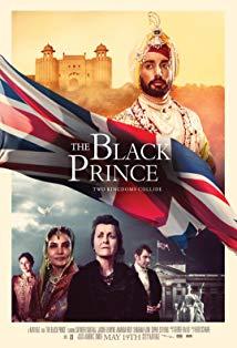 The Black Prince kapak