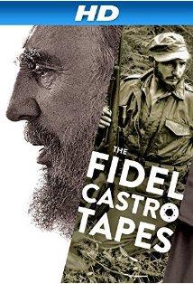 The Fidel Castro Tapes kapak