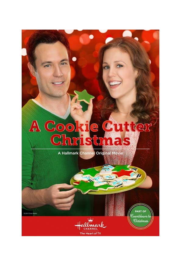 A Cookie Cutter Christmas kapak