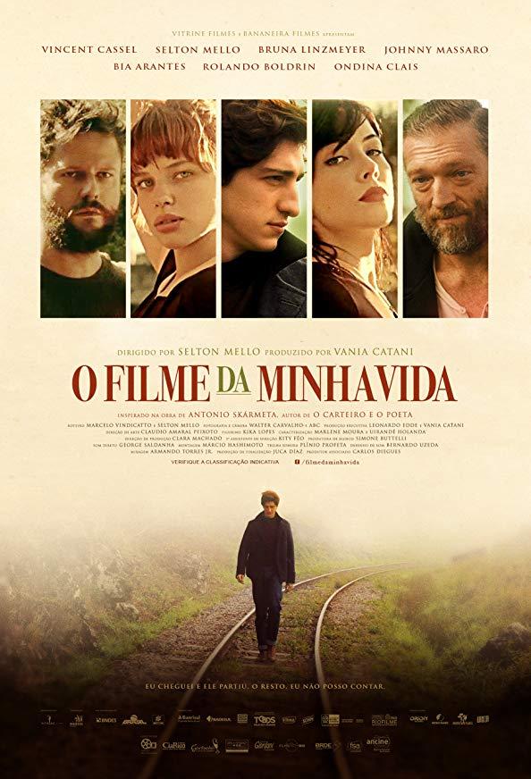 The Movie of My Life kapak