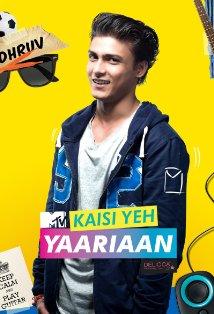 MTV Kaisi Yeh Yaariyan kapak