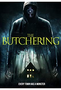 The Butchering kapak