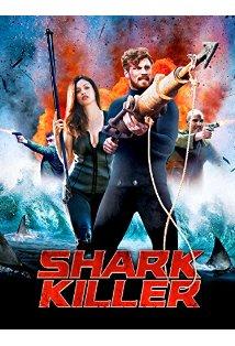 Shark Killer kapak