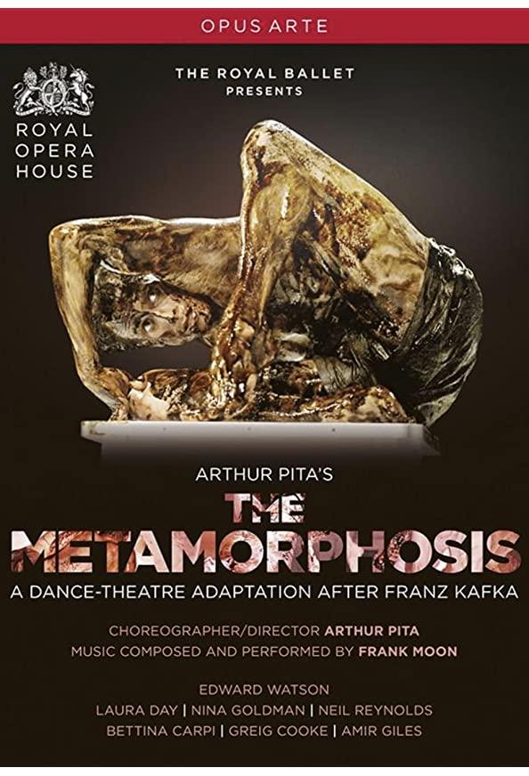 The Royal Ballet Presents the Metamorphosis kapak