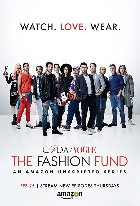 The Fashion Fund kapak