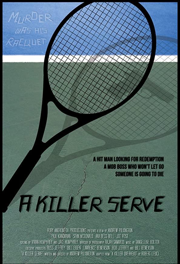 A Killer Serve kapak