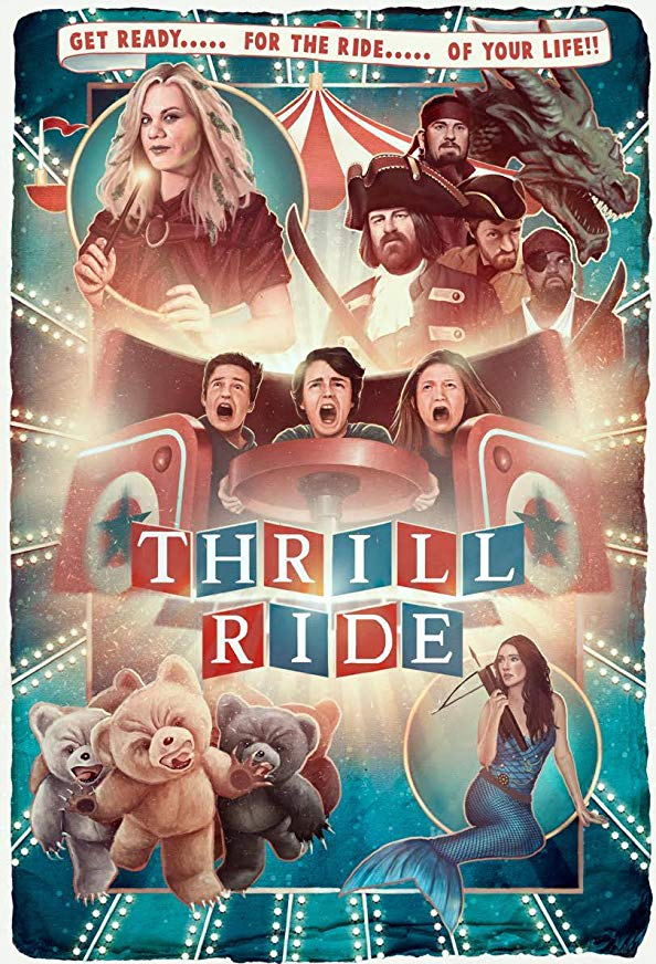 Thrill Ride kapak