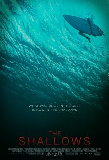 The Shallows kapak