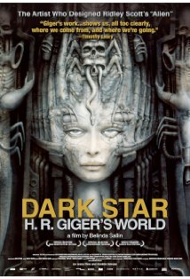 Dark Star: H.R. Giger's World kapak