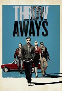 The Throwaways kapak