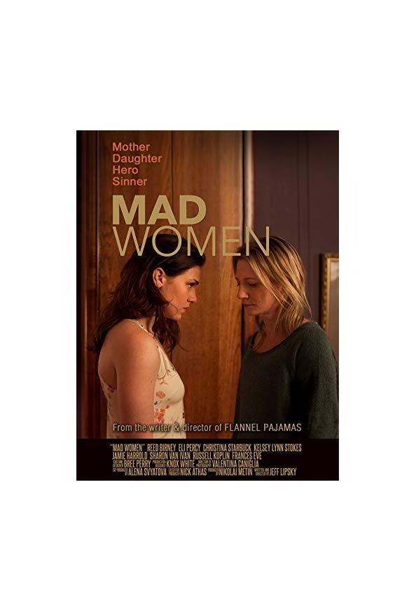 Mad Women kapak